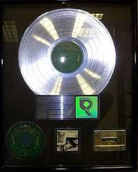 riaa awards