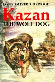 kazan the wolf dog