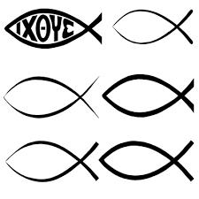 christian fish sign