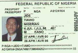 nigeria international passport