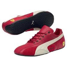 ferrari racing shoes