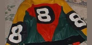 8 ball jackets