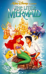 little mermaid front cover