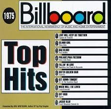 billboard top hits 1975