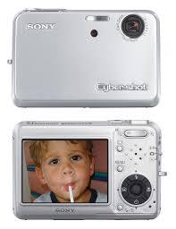 sony camera dsc t3