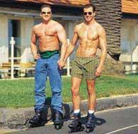 fruit boots