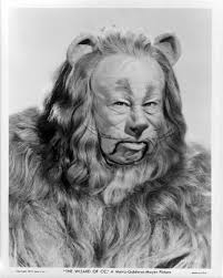 wizard oz lion