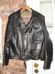 buco leather jacket