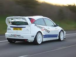 ford focus wing