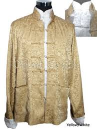 chinese silk shirt