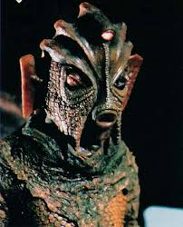 doctor who the silurians