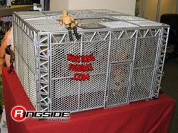 wwe hell in a cell toys