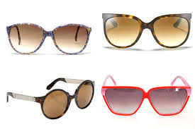 ray ban retro cat eye sunglasses