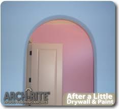 drywall doorway