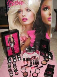 mac makeup barbie