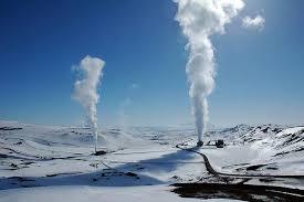 geothermal energy heating