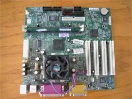 compaq presario motherboards