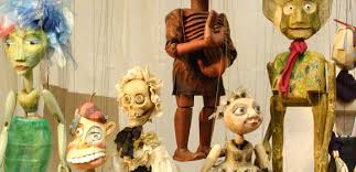 character puppets