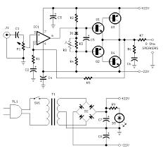 audio amplifiers circuit