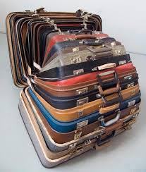 crazy luggage