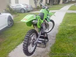 1989 kx 250