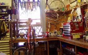 bike work shop