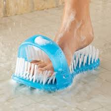 foot scrubbers