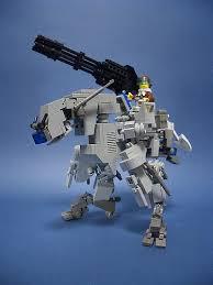 lego walkers