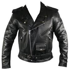 motorcycles leather jacket