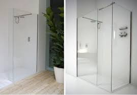 corian showers