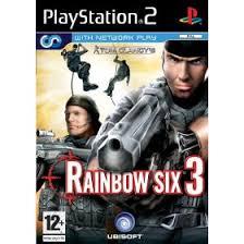 rainbow six playstation 2