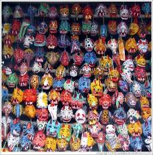masks around the world
