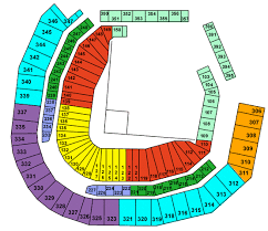 safeco field seating chart