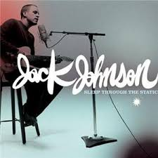 jack johnson sleep through the static cd