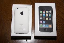 iphone white back