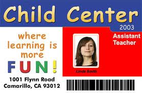 employee identification cards