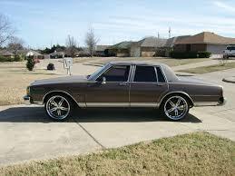 1983 chevy caprice