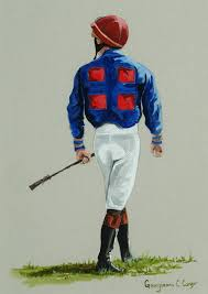 jockey picture