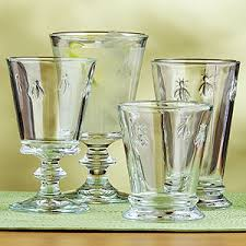 french drinkware