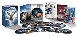 superman box sets