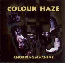 colour haze chopping machine
