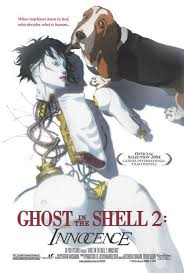 ghost in the shell posters