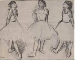 degas dancing