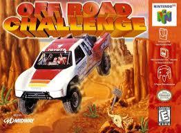 off road challenge n64