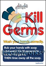 germs posters