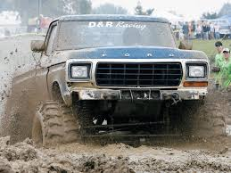 ford racing trucks