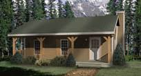small country cottages