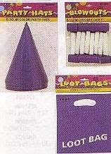 purple party theme