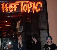 hot topic goth