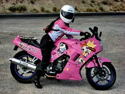 girl motorcycle riders